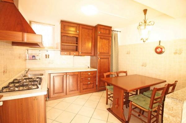 Casa indipendente in vendita a Vaprio d'Adda, Centro, Arredato, 70 mq - Foto 18