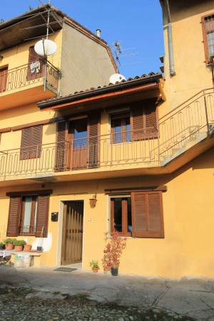 Casa indipendente in vendita a Vaprio d'Adda, Centro, Arredato, 70 mq - Foto 3