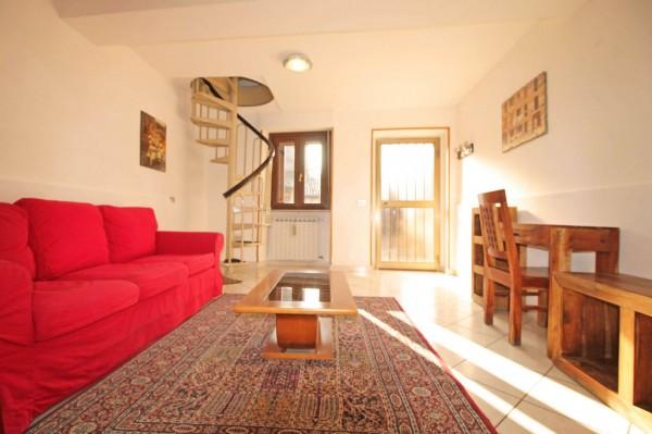 Casa indipendente in vendita a Vaprio d'Adda, Centro, Arredato, 70 mq - Foto 7