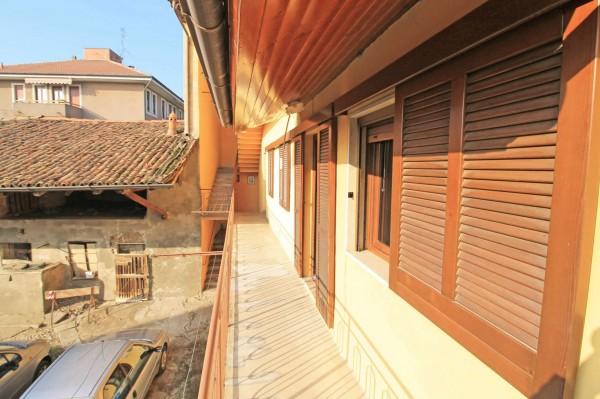 Casa indipendente in vendita a Vaprio d'Adda, Centro, Arredato, 70 mq - Foto 15