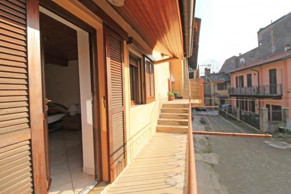 Casa indipendente in vendita a Vaprio d'Adda, Centro, Arredato, 70 mq - Foto 8