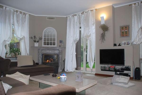 Villa in vendita a Vinovo, Ippico, Con giardino, 228 mq