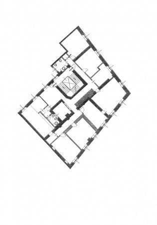 Ufficio in affitto a Milano, Cavour, 260 mq