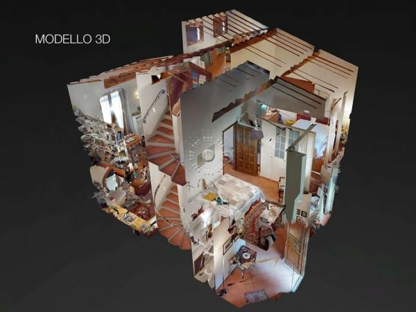 Rustico/Casale in vendita a Firenze, Con giardino, 147 mq - Foto 53