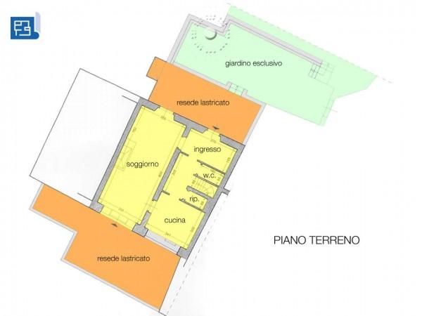 Rustico/Casale in vendita a Firenze, Con giardino, 147 mq - Foto 5