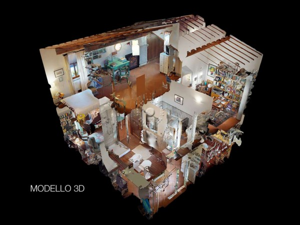 Rustico/Casale in vendita a Firenze, Con giardino, 147 mq - Foto 2