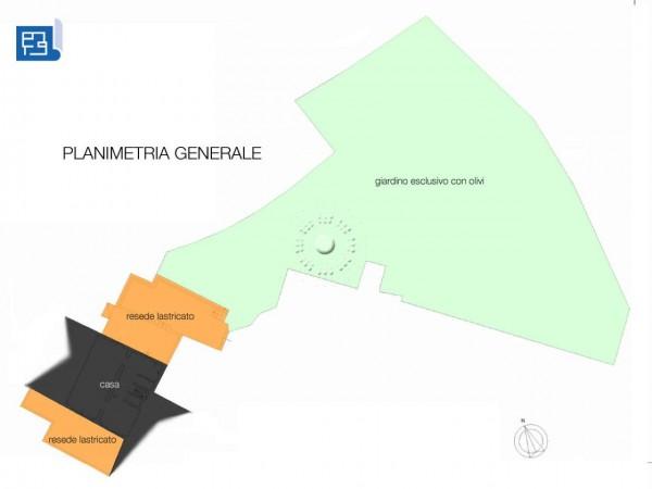 Rustico/Casale in vendita a Firenze, Con giardino, 147 mq - Foto 3