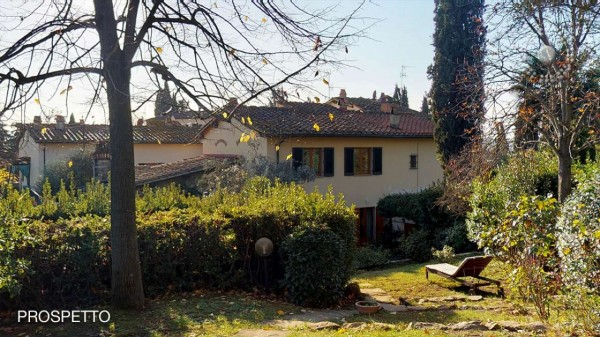 Rustico/Casale in vendita a Firenze, Con giardino, 147 mq