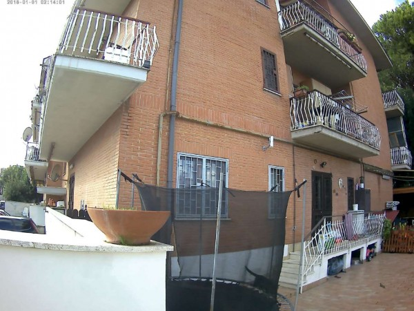Appartamento in vendita a Roma, Casal Lumbroso, Con giardino, 115 mq