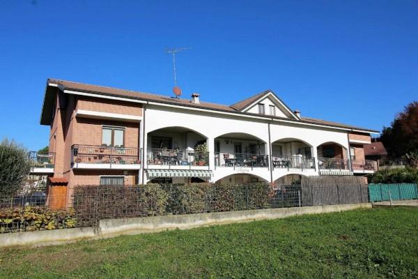 Appartamento in vendita a Pianezza, Confine Alpignano, 115 mq