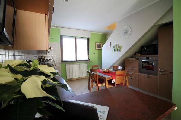 Appartamento in vendita a Pianezza, Confine Alpignano, 115 mq - Foto 7