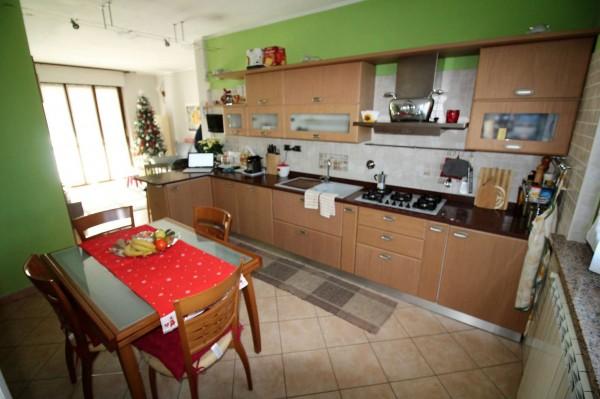 Appartamento in vendita a Pianezza, Confine Alpignano, 115 mq - Foto 18
