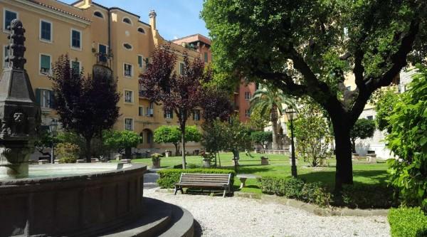 Appartamento in vendita a Roma, San Giovanni, Con giardino, 147 mq