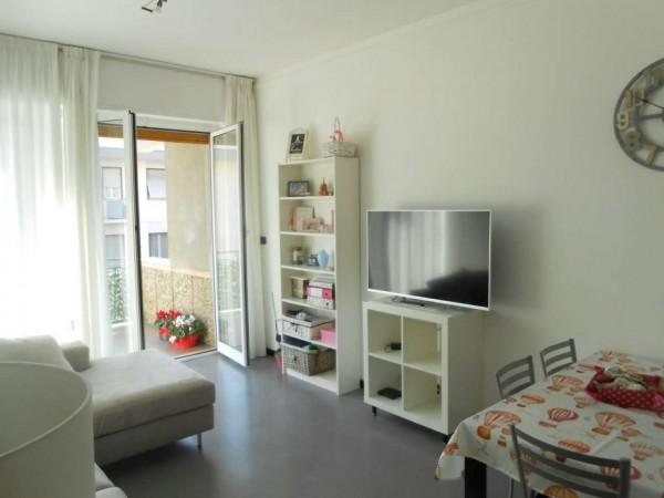 Appartamento in vendita a Genova, Fine Via Ausonia, 95 mq