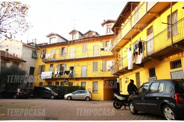 Appartamento in vendita a Milano, Affori Centro, Con giardino, 35 mq