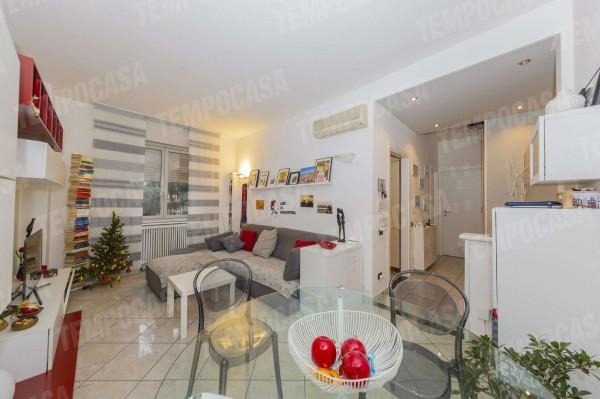 Appartamento in vendita a Milano, Affori Centro, Con giardino, 60 mq