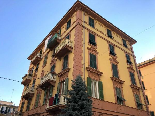 Appartamento in vendita a Genova, Se, 115 mq