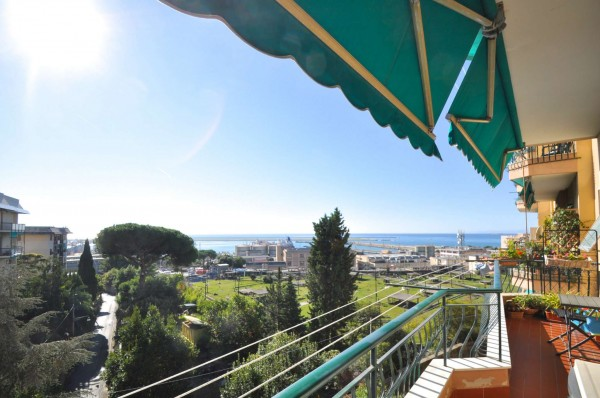 Appartamento in affitto a Genova, Multedo, Con giardino, 125 mq