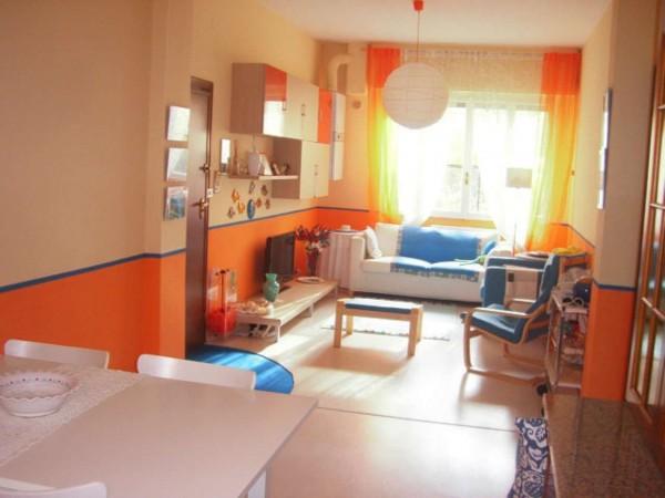 Appartamento in vendita a Rapallo, Parco Casale, Arredato, 80 mq