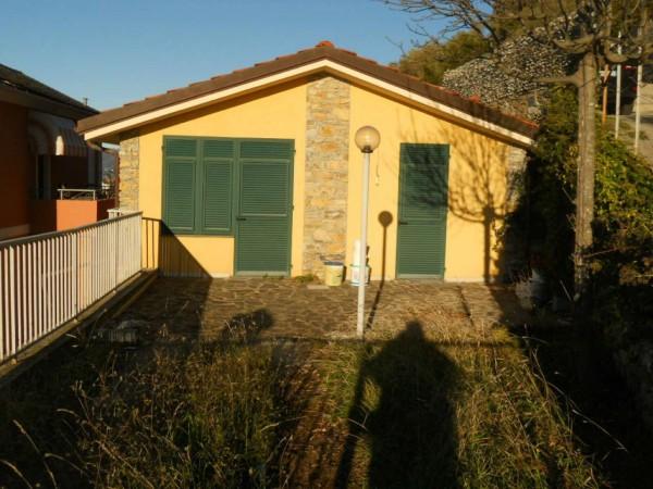 Villa in vendita a Zoagli, Sant'andrea Di Rovereto, Con giardino, 50 mq