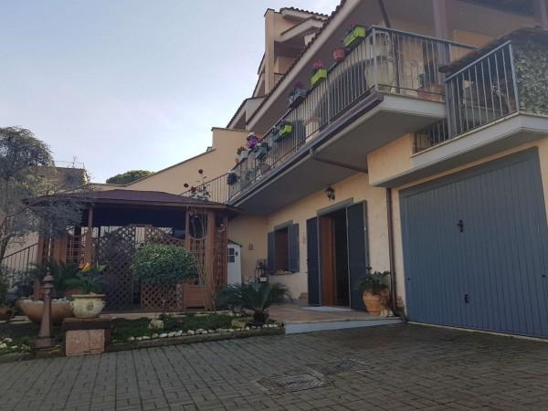 Villa in vendita a Roma, Torresina, Con giardino, 250 mq - Foto 33