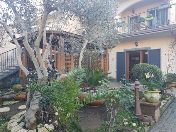 Villa in vendita a Roma, Torresina, Con giardino, 250 mq