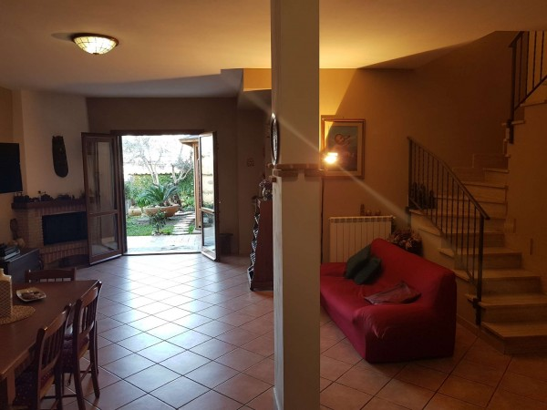 Villa in vendita a Roma, Torresina, Con giardino, 250 mq - Foto 28