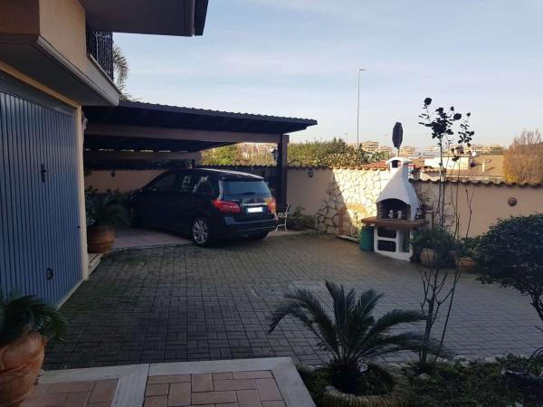 Villa in vendita a Roma, Torresina, Con giardino, 250 mq - Foto 31