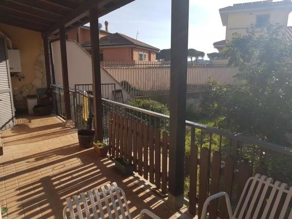Villa in vendita a Roma, Torresina, Con giardino, 250 mq - Foto 19