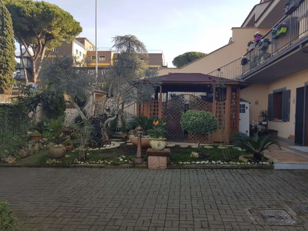 Villa in vendita a Roma, Torresina, Con giardino, 250 mq - Foto 34
