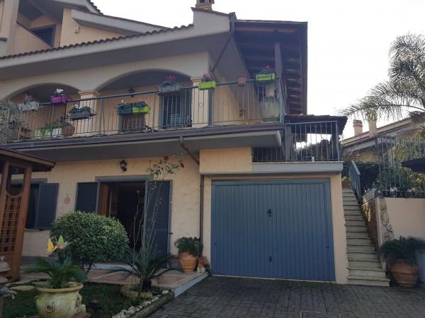 Villa in vendita a Roma, Torresina, Con giardino, 250 mq - Foto 2