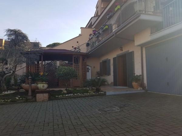 Villa in vendita a Roma, Torresina, Con giardino, 250 mq - Foto 3