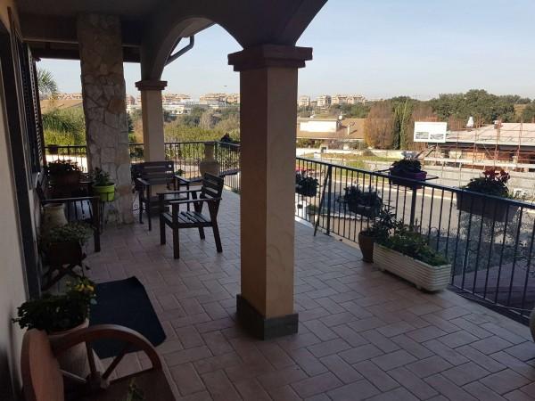 Villa in vendita a Roma, Torresina, Con giardino, 250 mq - Foto 16