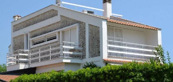 Villa in vendita a Formia, Con giardino, 340 mq
