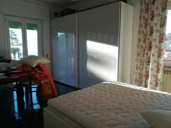Appartamento in vendita a Camogli, Ruta, Arredato, 105 mq - Foto 5