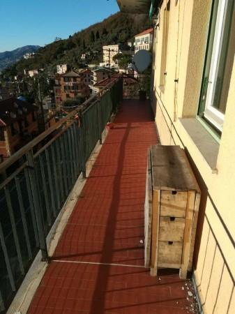 Appartamento in vendita a Camogli, Ruta, Arredato, 105 mq