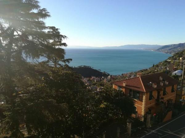 Appartamento in vendita a Camogli, Ruta, Arredato, 105 mq - Foto 13