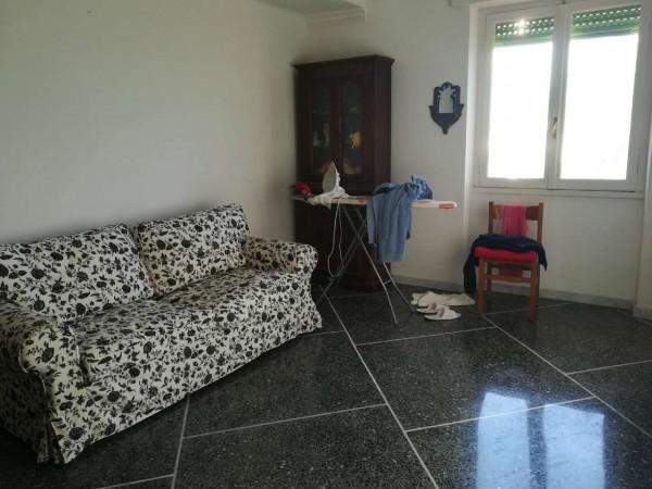 Appartamento in vendita a Camogli, Ruta, Arredato, 105 mq - Foto 6