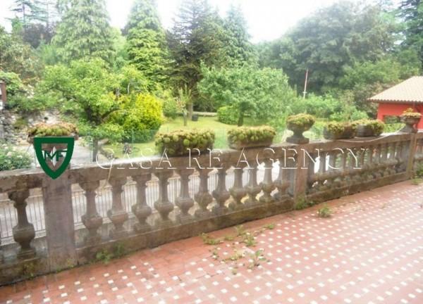 Appartamento in vendita a Varese, S. Ambrogio, Con giardino, 172 mq - Foto 12