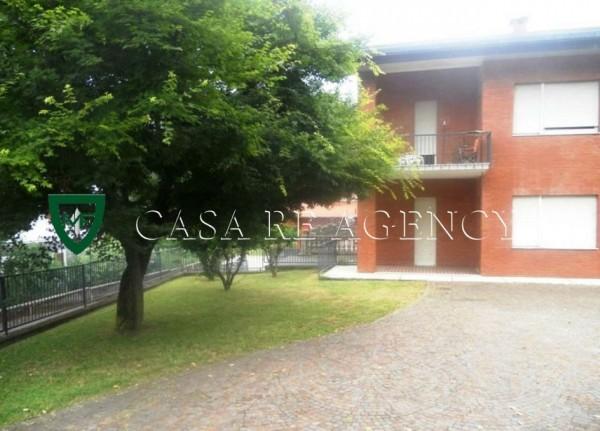 Appartamento in vendita a Varese, S. Ambrogio, Con giardino, 172 mq - Foto 16