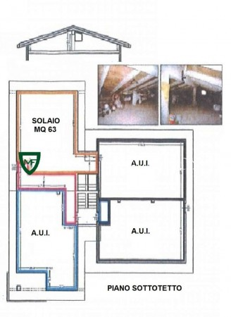 Appartamento in vendita a Varese, S. Ambrogio, Con giardino, 172 mq - Foto 3