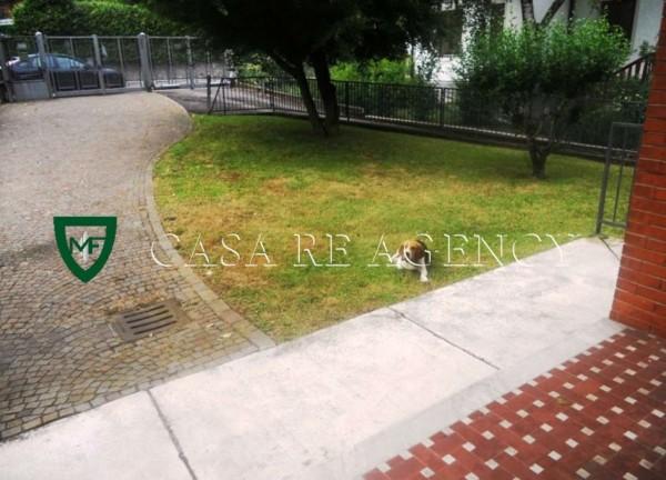 Appartamento in vendita a Varese, S. Ambrogio, Con giardino, 172 mq - Foto 9