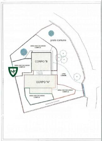 Appartamento in vendita a Varese, S. Ambrogio, Con giardino, 172 mq - Foto 4