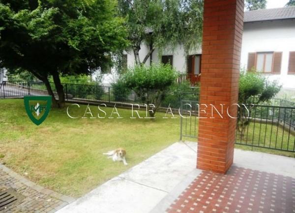 Appartamento in vendita a Varese, S. Ambrogio, Con giardino, 172 mq - Foto 22