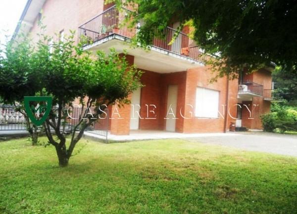 Appartamento in vendita a Varese, S. Ambrogio, Con giardino, 172 mq