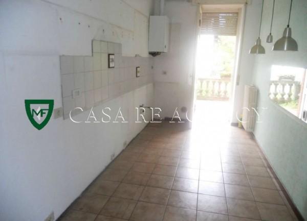 Appartamento in vendita a Varese, S. Ambrogio, Con giardino, 172 mq - Foto 21