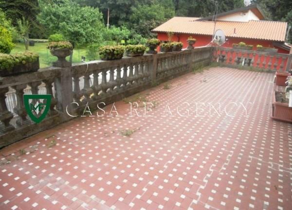 Appartamento in vendita a Varese, S. Ambrogio, Con giardino, 172 mq - Foto 23
