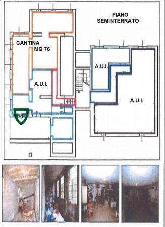 Appartamento in vendita a Varese, S. Ambrogio, Con giardino, 172 mq - Foto 2