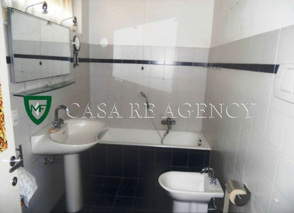 Appartamento in vendita a Varese, S. Ambrogio, Con giardino, 172 mq - Foto 19
