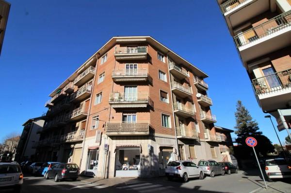 Appartamento in vendita a Alpignano, Centro, 70 mq